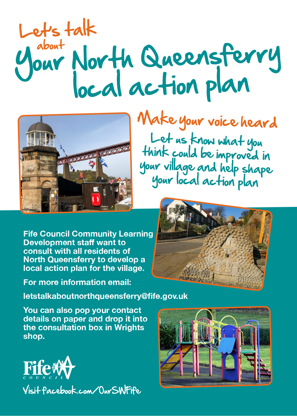 North Queensferry local action plan