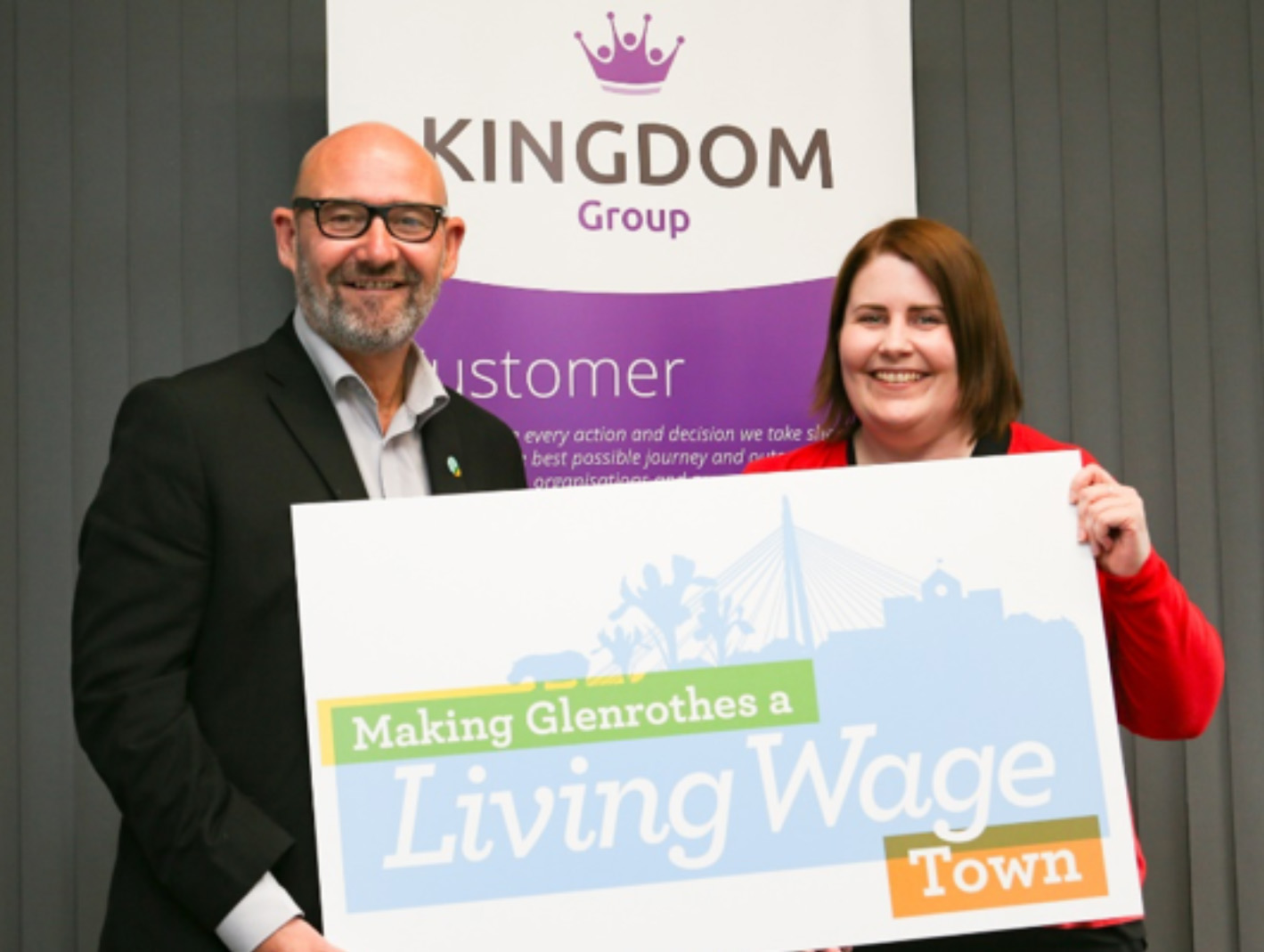 The Kingdom Group - A Living Wage Employer