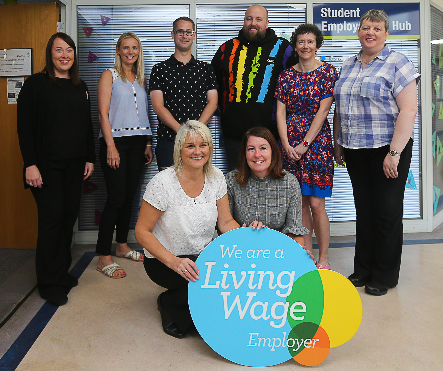 Fife College - A Living Wage Employer
